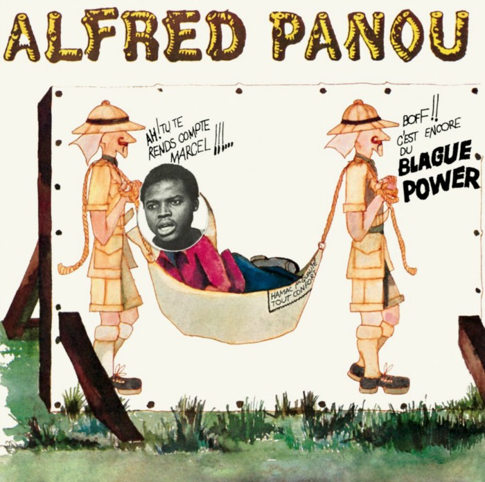 Alfred Panou & the Art Ensemble of Chicago