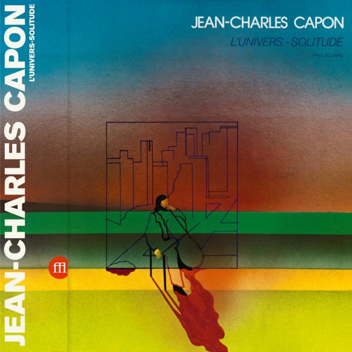 JEAN-CHARLES CAPON – L'UNIVERS SOLITUDE