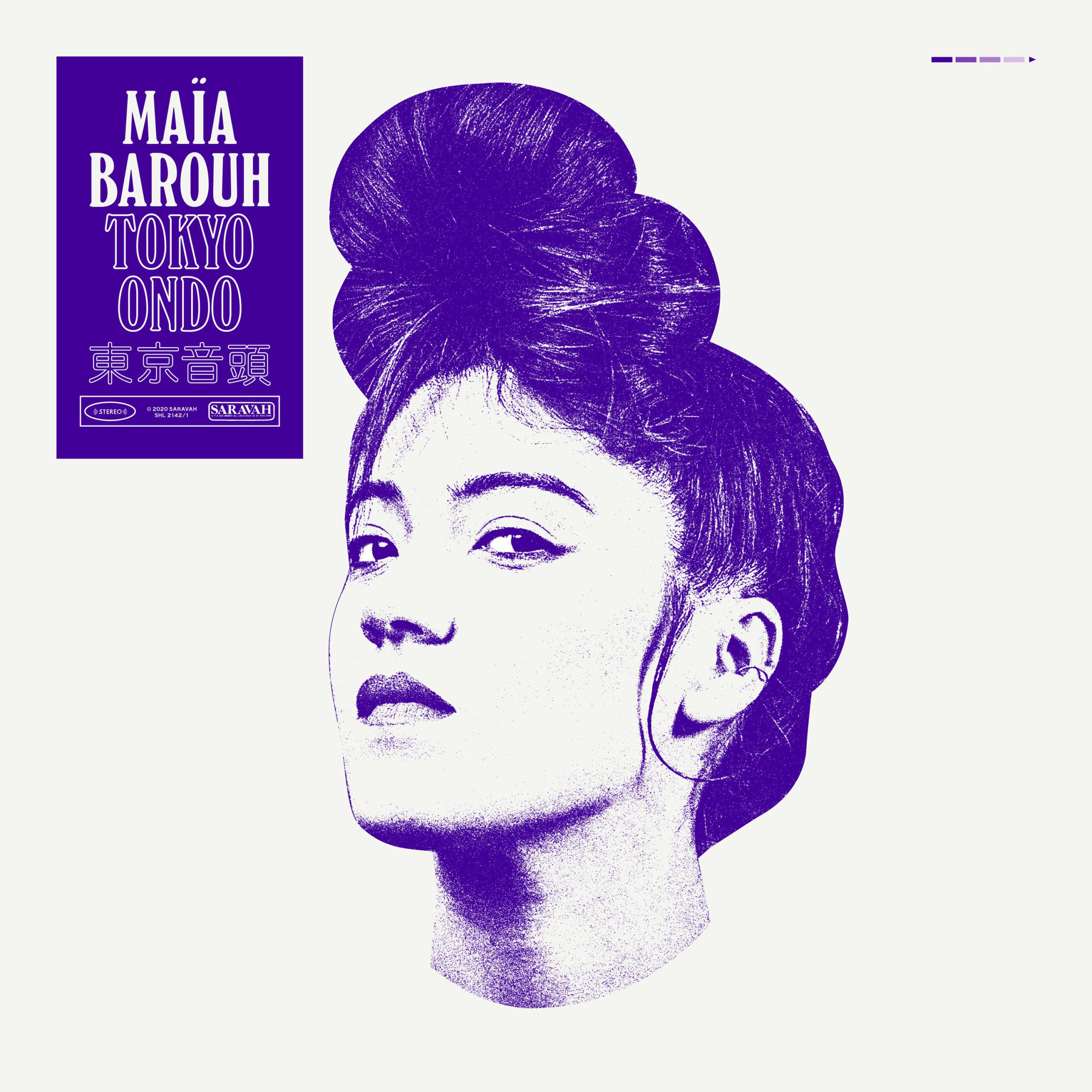 Maïa Barouh     «Tokyo Ondo»